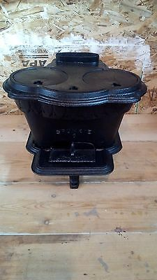 Antique Ship Wood / Coal Stove
