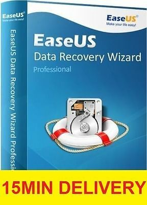 Easeus Data Recovery Wizard 6.1 Professional Full Version