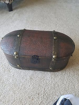 Antique small Wooden Box