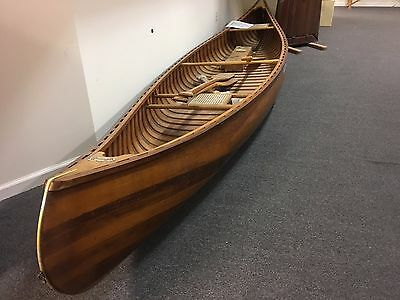 15' Trapper Canoe by Old Town 1983 One Owner