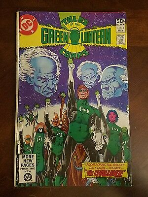Tales of the Green Lantern Corps #1-3 (May 1981, DC) Mini Series