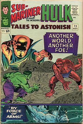 Tales To Astonish #73 - VG+