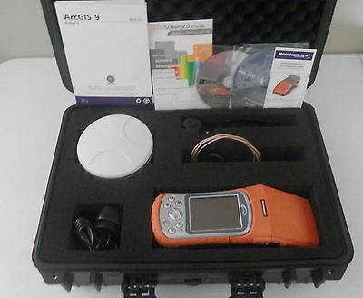 Juniper Archer Field PC + Hemisphere Crescent XF101 GPS reciever GIS kit ArcPad8