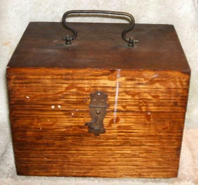 Antique Williams Twentieth Century Battery Quack Box - Complete