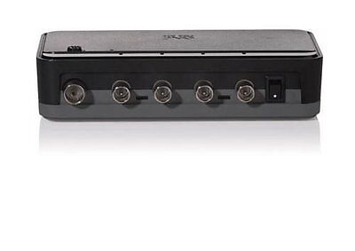 ONE FOR ALL SIGNAL AMPLIFIER 4-FOLD 20DB SV 9640 OneforAll Nuovo CE nero