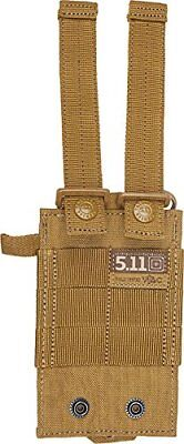 5.11 TACTICAL BUNGEE RADIO POUCH FD EARTH ONE SIZE Nuovo Sport 0844802119719
