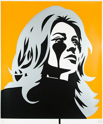 PURE EVIL Roman Polanski's Nightmare screen print | Urban, Street art, graffiti