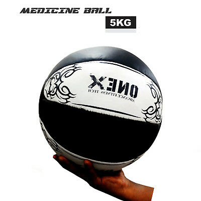 Thai Mad Workout Training 5KG Medicine Ball Fitness MMA Boxing Exercise Ball