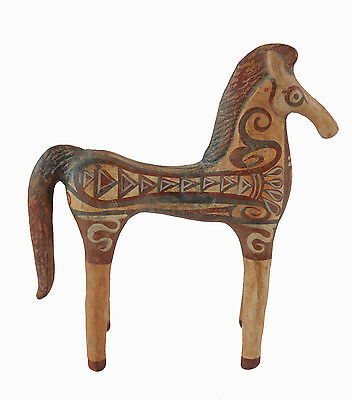 Horse Sculpture Ancient Greek  Symbol of Wealth and Prosperity