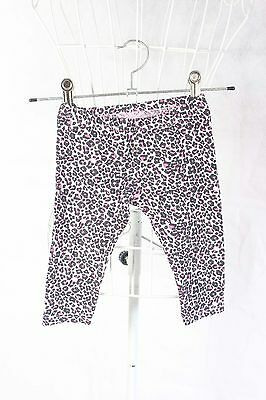 "Size 1 ""H&T"" Gorgeous Girls Leopard Print Pants. Great Condition! Bargain Price!"