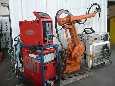 Fronius CMT VR7000 with ABB iRB 1400 M2000 Robot Arm - USED