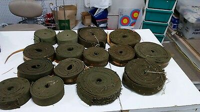 Large Lot Of Military Webbing (Lot1)