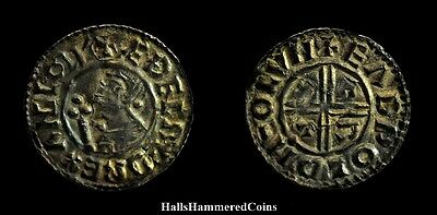 Aethelred II Penny - CRUX Type (HHC4284)