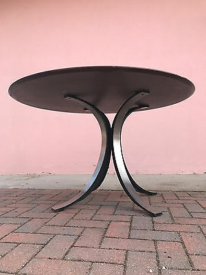 Tavolo,dining table,Tecno T69,design,Borsani,anni,50,60,70,sputnik,space age