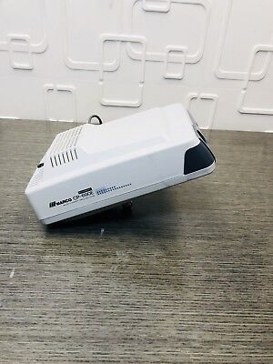 Marco/Nidek Auto Chart Projector, model CP-690E with remote control & wall mount