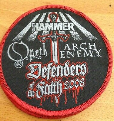 Opeth - Defender Of Faith - Patch