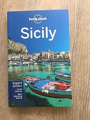 Lonely Planet Sicily Travel Guide - 6th Edition - Published Jan 2014