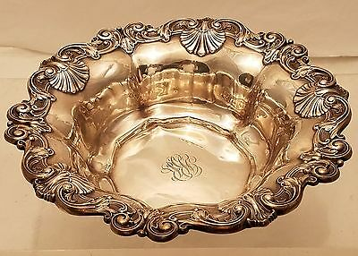 Whiting Sterling Centerpiece / Fruit-bowl