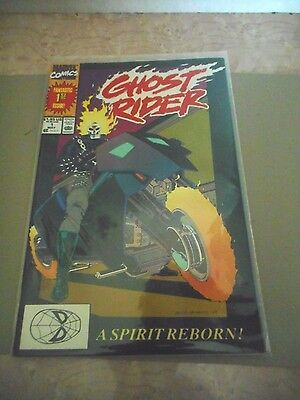 Ghost Rider 1St Issue 1990 New In Comic Book Bag