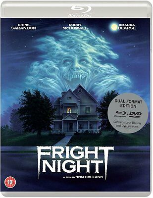 FRIGHT NIGHT [Blu-ray] (1985) Special Edition Eureka UK Release 80's Horror