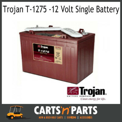 SINGLE Trojan BATTERY 12 Volt Deep Cycle T1275 150Ah 20Hr