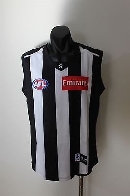 Collingwood Magpies AFL Football Home Jumper Jersey Men's Size Small Brand New