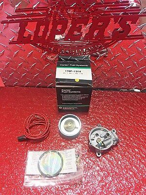 Carter Fuel Systems AFB Carburetor Choke Thermostat Kit 170P-1314 New
