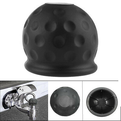 2017  50mm Tow Ball Cover Cap Towing Hitch Caravan Trailer Towball Protector Hot
