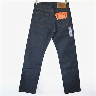 Vintage Original Deadstock Levis 501 Jeans 1993 W30 L31 1993 Shrink To Fit Nos