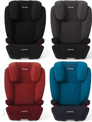 Nuna Baby Aace Child Safety Booster Car Seat New 2016 4 Color Choice