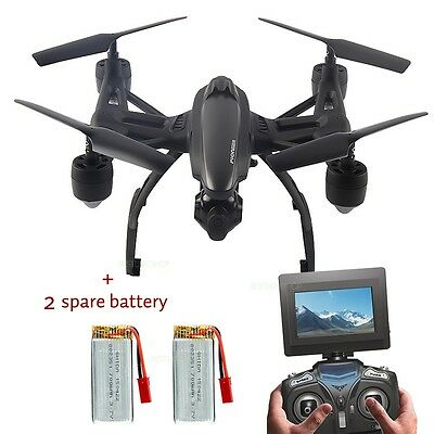 JXD 509G RC Drone Quadcopter with HD Monitor Camera 5.8G FPV Altitude Hold 509G
