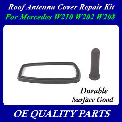 Roof Antenna Cover Repair Kit for Mercedes W210 W202 W208 C E CLK 2108270031