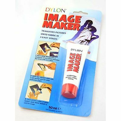 Dylon Image Maker-Transfer pictures to fabric photo to fabric 50ml