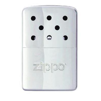 Zippo Pocket Hand Warmer High Polished 6 Hour Easy Fill Re-Useabe NEW