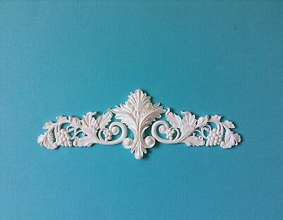 Shabby Chic French Furniture Moulding Furniture Applique Carving Onlay