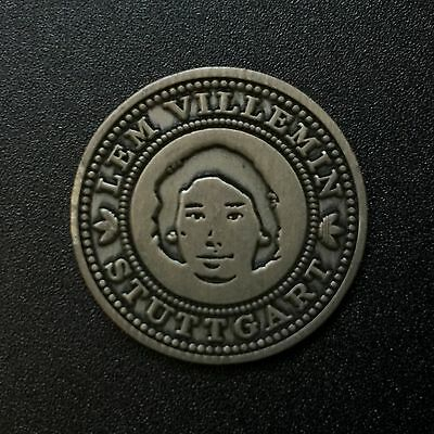1949 One Das Sler Coin