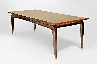 French 1940s Rosewood Dining Table