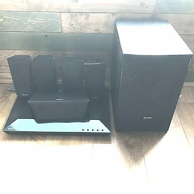 Sony BDV-E3100 3D Blu-ray Home Cinema System with Bluetooth WiFi Smart Features