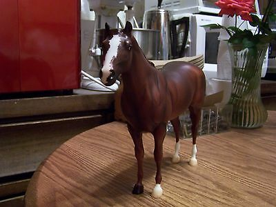 Breyer Horse JC Penney SR Red Chestnut Quarter Horse Mare Lady Phase