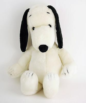 "VINTAGE 1968 PLUSH SNOOPY Peanuts Dog Character Stuffed Animal Toy   19"" TALL"