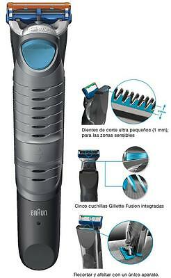 Braun CruZer 5 Body Shaver Trimmer Groomer Men's Hair Grooming New in Box