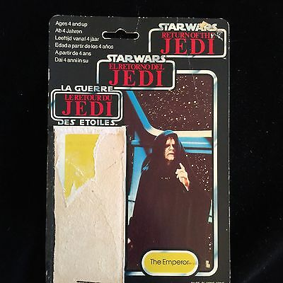 Star Wars Vintage Action Figure Toy #A19
