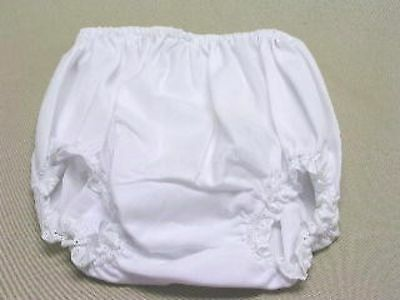 NEW Baby Diaper Cover Bloomers Embroidery Blanks size 1 0-6 months