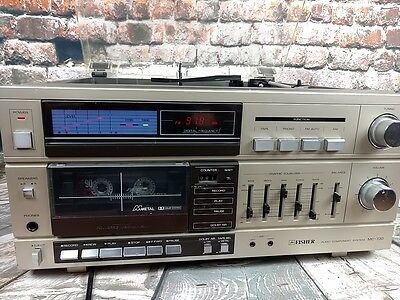 fisher mc 730 audio system record player stereo cassette player rh picclick com Fisher Plow Control Wiring Diagram Fisher Plow Diagram
