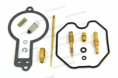 Honda Carburetor Rebuild Carb Repair Kit Jets Gaskets XR600R XR600 XR 600 NEW