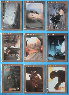 ALIEN 3 - 80 Movie Trading Cards - complete set - 1992 - Star Pics