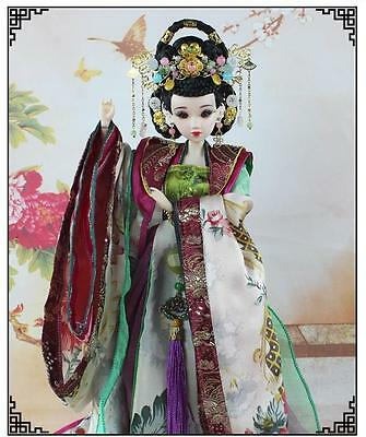 NEW RARE OOAK Chinese Collectible Toy Dolls Wei Guifei Free US ship