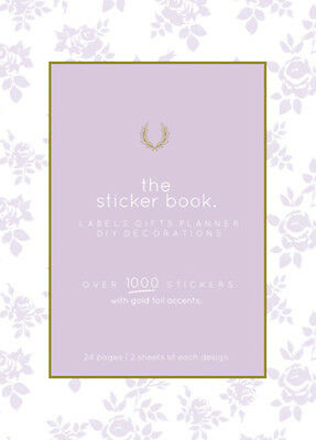 Kaiser Style - The Sticker Book - Chic Over 1000 Assorted Stickers Kaisercraft