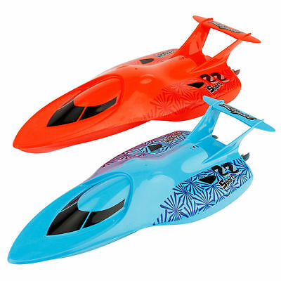 2.4G 4 CH RC Boat Electric Racing Contest Speedboat Children Toy Water Games