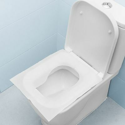 10 Pack- Hygienic Toilet Seat Cover